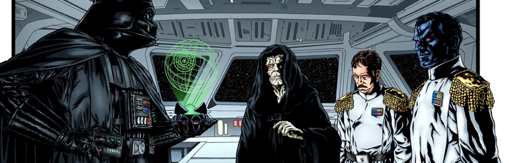 Star Wars Rise Of Skywalker Spoilers New Book Teases Death Star Twist