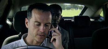 "Andrew Scott in ""Smithereens"" in 'Black Mirror' Season 5"