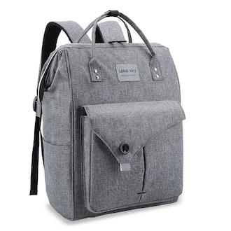 Lekesky Laptop Backpack 15.6 Inch Work Laptop Backpack