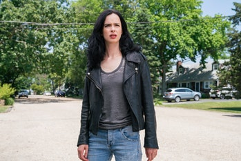 Jessica Jones Halloween Cosplay