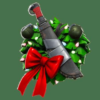 Fortnite Combat Wreath