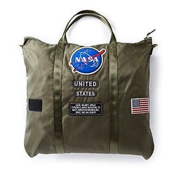 Red Canoe - NASA Helmet Bag
