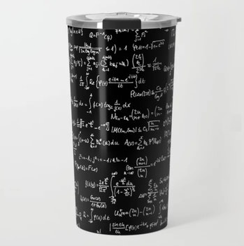 Math Equations Mug