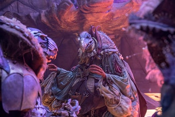 Still photo from 'The Dark Crystal: Age of Resistance'