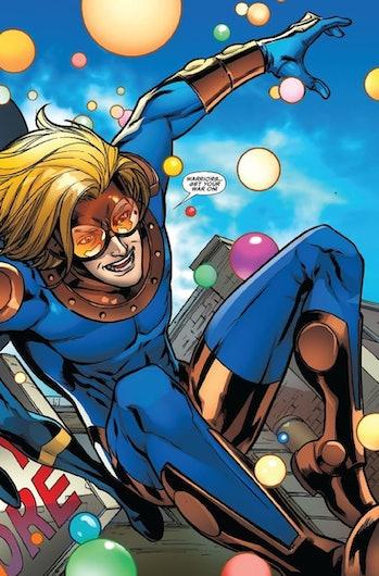 Speedball Marvel