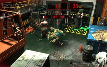 Project resistance gameplay screenshot