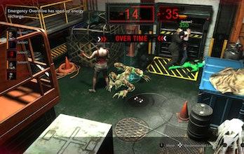 Project resistance gameplay screenshot