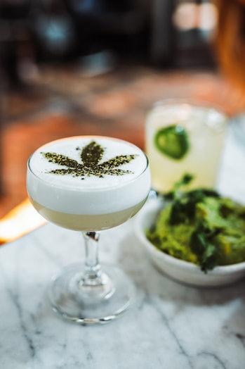 cbd cocktail