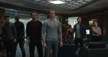 Still of Avengers in Avengers: Endgame