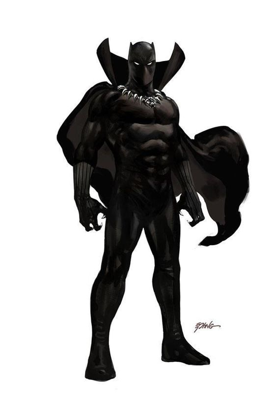 Marvel Black Panther Steve Epting