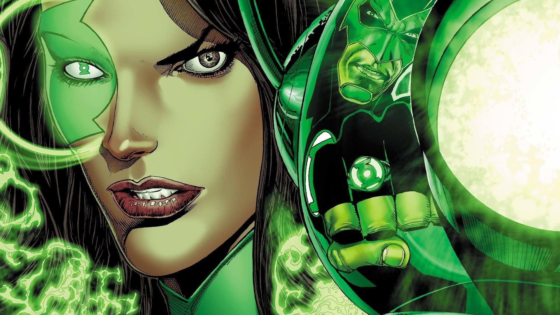 green lantern movie jessica diaz