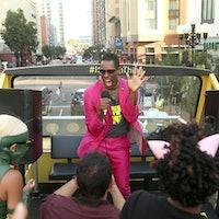 Orlando Jones Wants to Make Comic-Con a Year-Round Affair