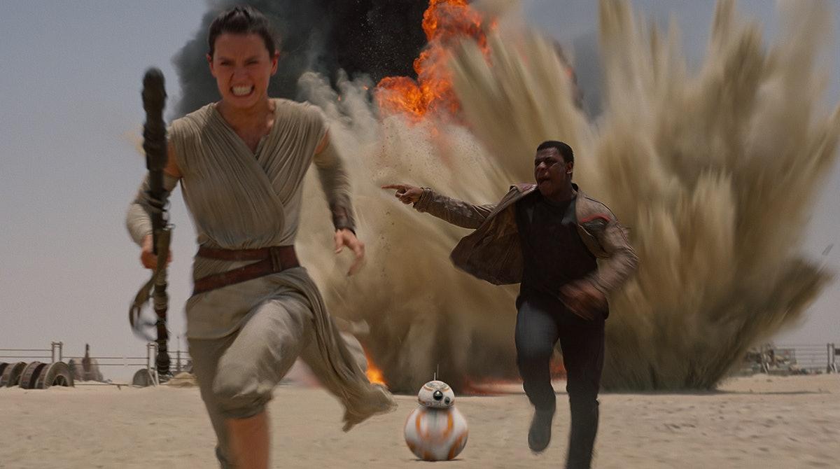Run, Rey, run!