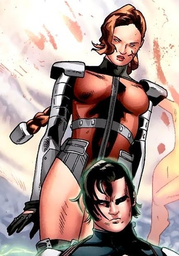 Stand-Off Age of X Legion Marvel