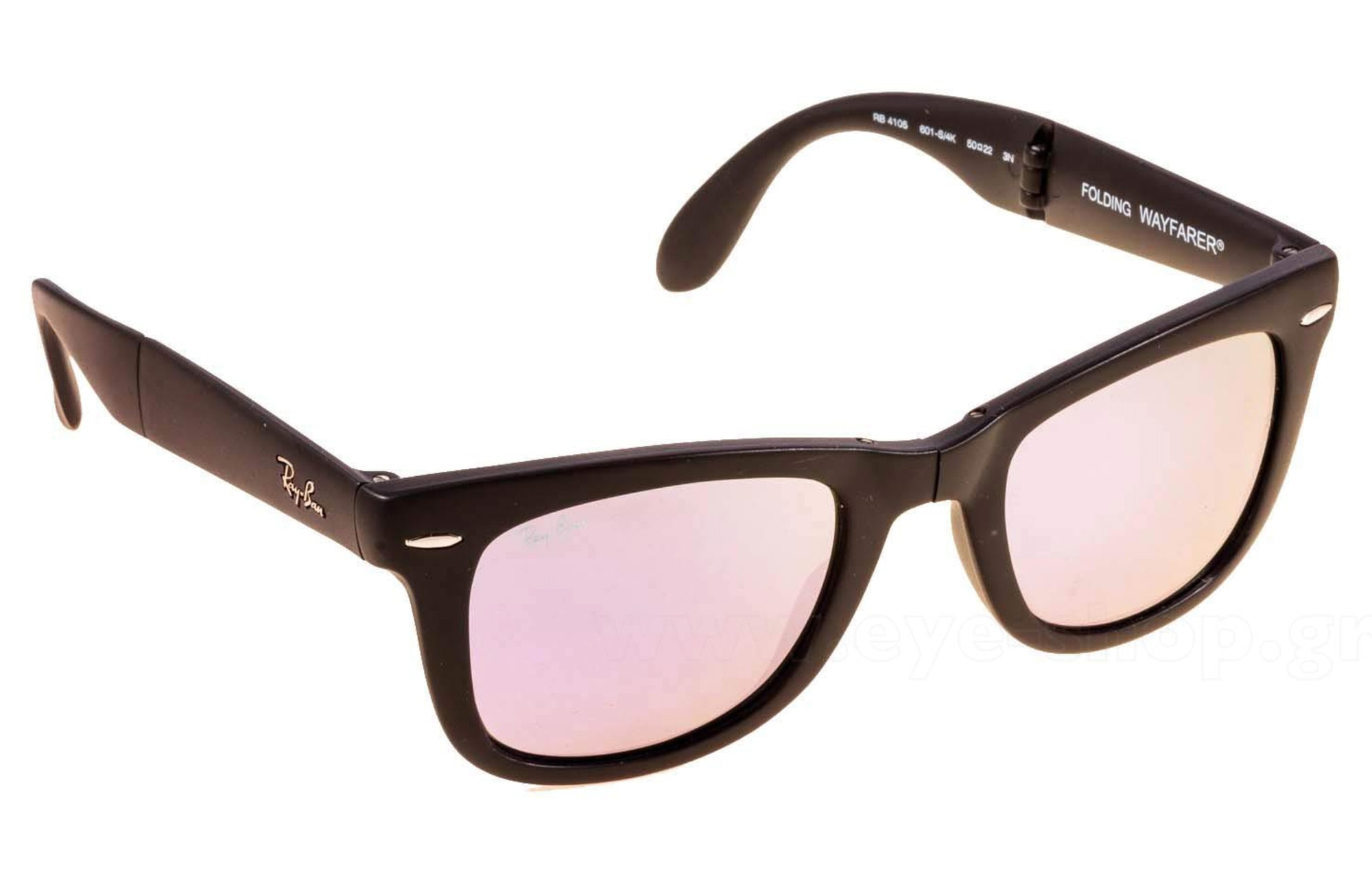 ray ban folding glasses