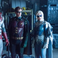 """Crisis on Infinite Earths"" Titans cameo makes TV streaming history"