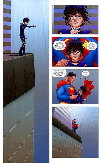 Superman All Star Superman