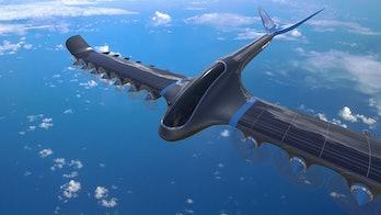Element One in flight