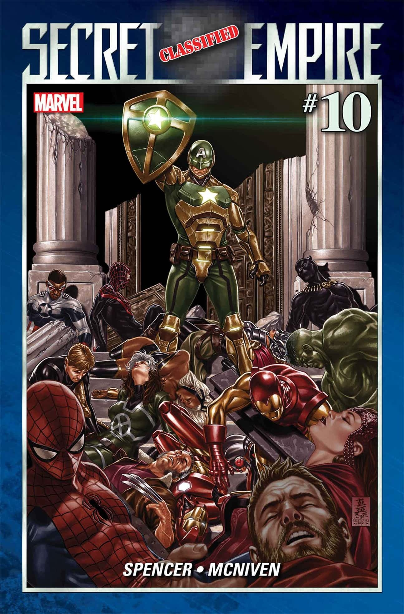 Marvel's 'Secret Empire' #10