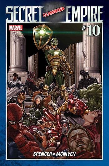 Marvel's 'Secret Empire' #10