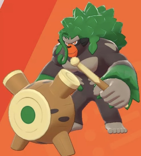 Pokemon Sword And Shield Starter Evolutions Leak Made Me Rethink My Pick I think this is the best potential final evolution i have seen for grookey so far. pokemon sword and shield starter