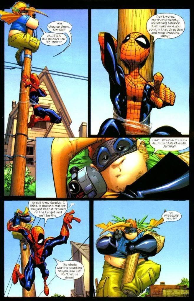 Marvel John Anderson Iron Fist