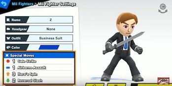 smash ultimate tier list mii fighter