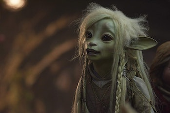Deet (voiced by Nathalie Emmanuel) is a Gelfling living in Thra in 'The Dark Crystal: Age of Resistance'