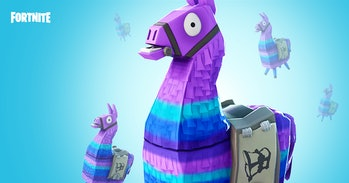 Epic Games promises lots of piñatas in the Playground game mode of 'Fortnite: Battle Royale'.