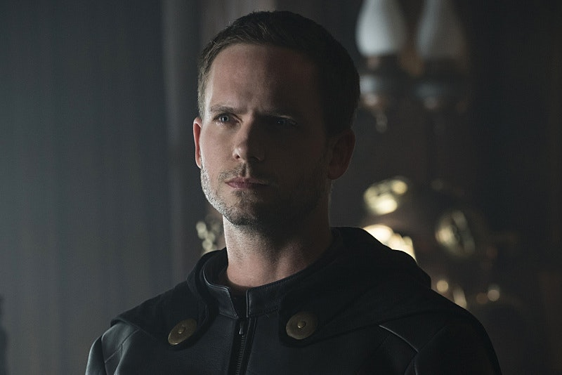 Rex Tyler Hourman Justice Society of America Legends of Tomorrow
