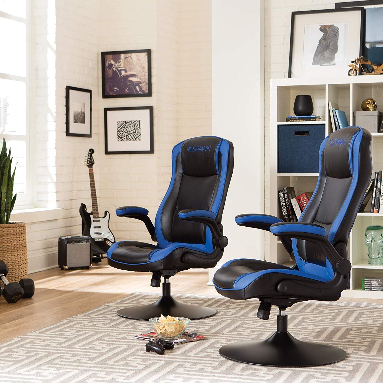 RESPAWN-800 Racing Style Gaming Rocker Chair, Rocking Gaming Chair