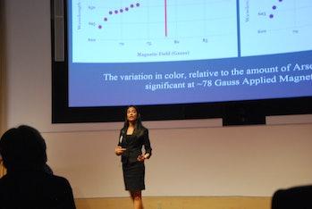 Raina Jain presentation CT JSHS