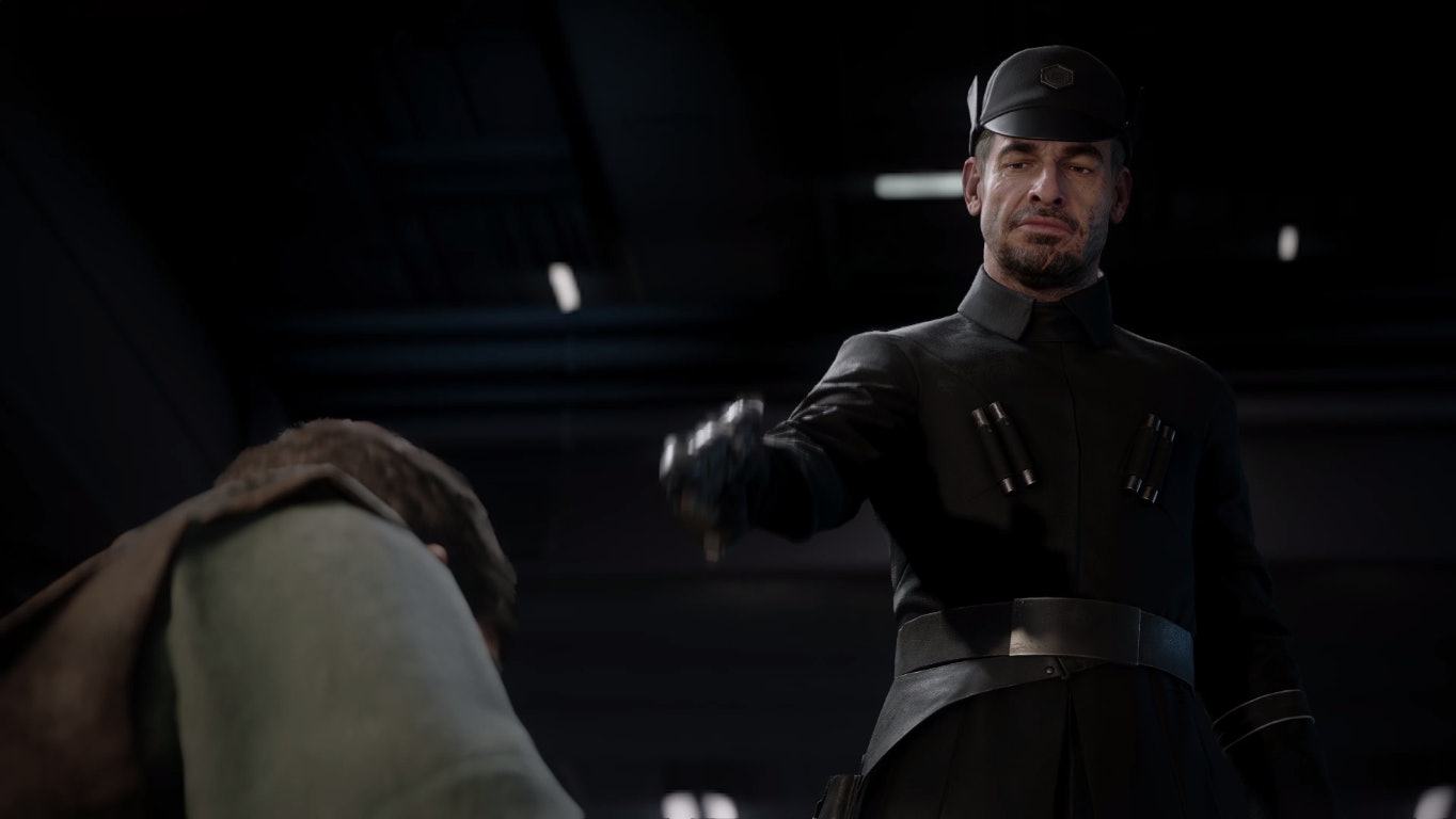 Gideon Hask went from Imperial Operative to First Order Officer before 'The Force Awakens'.