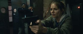 Sienna Miller in '21 Bridges'