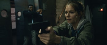 Sienna Miller in '21 Bridges'