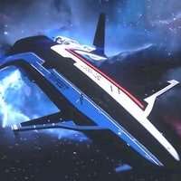 New 'Mass Effect' Starship —Tempest — Is Straight Out of 'Tron'