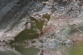 the walking dead rick grimes andrew lincoln exit movies season 9