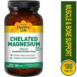 Country Life Chelated Magnesium Tablet