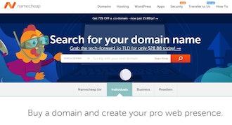 Namecheap.com Personal Domain