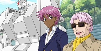 'Neo Yokio' offers a bizarre but hilarious satire about magic and opulence in a futuristic city.