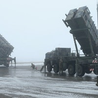 American Ally Used a Patriot Missile on a Cheap Quadcopter Drone