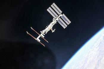 ISS NASA Roscosmos
