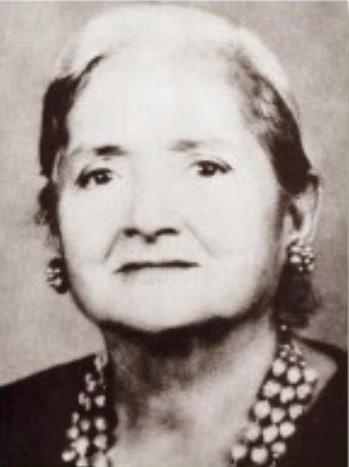 María Rebecca Latigo de Hernández