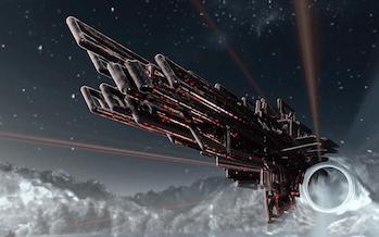rachel armstrong starship
