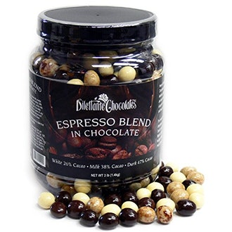 Chocolate Espresso Bean Blend by Dilettante, 3 pounds