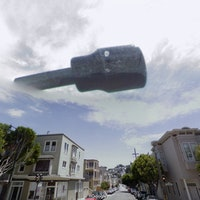 Here Are The 7 Wildest Google Street View Images of San Francisco
