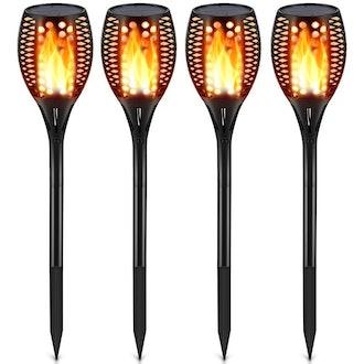 TomCare Solar Light Torches