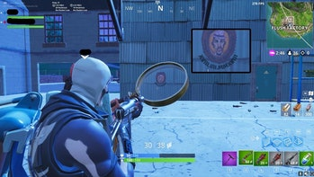 'Fortnite' Roman Numerals
