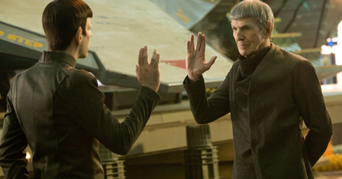 'In Search Of': Another Nimoy Show Zachary Quinto is Rebooting
