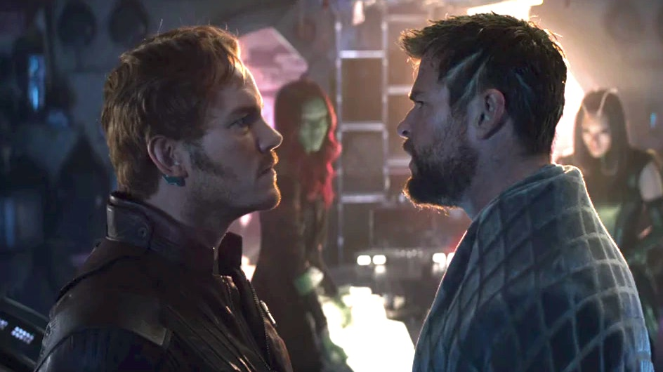 guardians of the galaxy 3 thor
